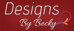 DESIGNS BY BECKY
