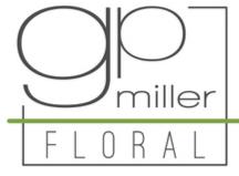 GP MILLER FLORAL