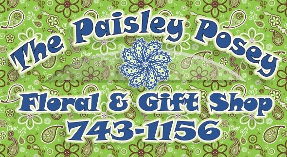 THE PAISLEY POSEY - FLORAL & GIFT SHOP