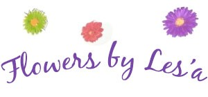 FLOWERS BY LES'A