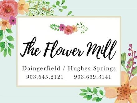 Hughes Springs Flower Mill