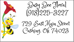 BUSY BEE FLORAL
